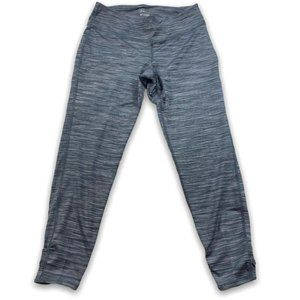 Old Navy Active Wear Cropped Leggings Criss Cross
